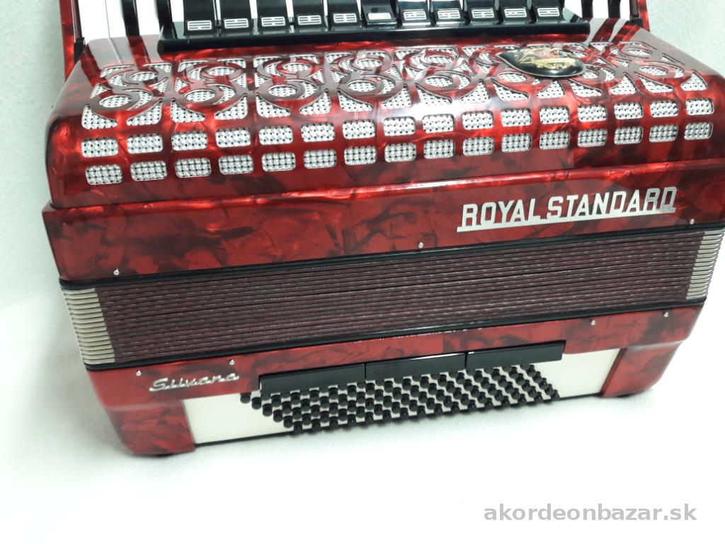 Royal Standard SIlvana 96 bass