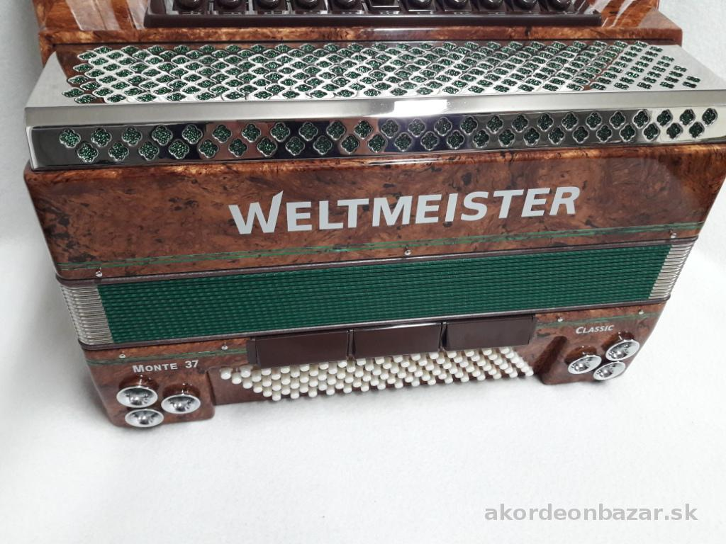 Weltmeister Monte Classic 96 basovy